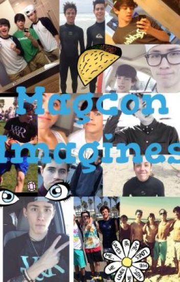 Magcon Imagines