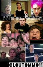 5SOS Preferences and Requests by LouTommo11