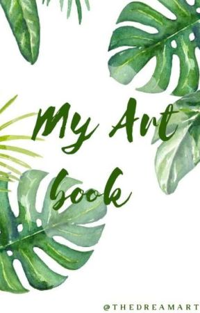My Art Book  by Angolaana