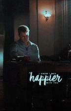 Happier | Steve x Tony by -zenada