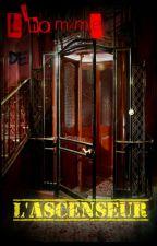L'homme de l'ascenseur by laviedelavi