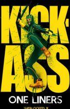 Kickass One Liners! by Sherlocked_x