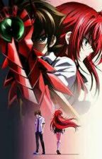 Highschool dxd x Male Reader : The Son of Two Gods by Serpent_King