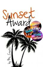 Sunset Award 2018   - ¢ℓσѕє∂ -  by Ms_Creatix