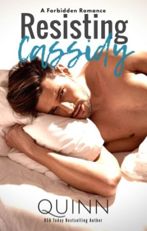 Resisting Cassidy (A Forbidden Romance) by MichelleJoQuinn