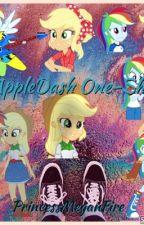 AppleDash One-Shots by PrincessMeganFire