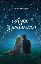 Amor Diplomático VERSIÓN 2018 (Descontrol en la realeza 2018) by marion09