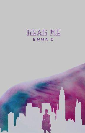 Hear Me by RedTeen