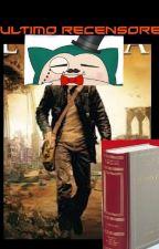 L'ultimo recensore  by CatelloApicella