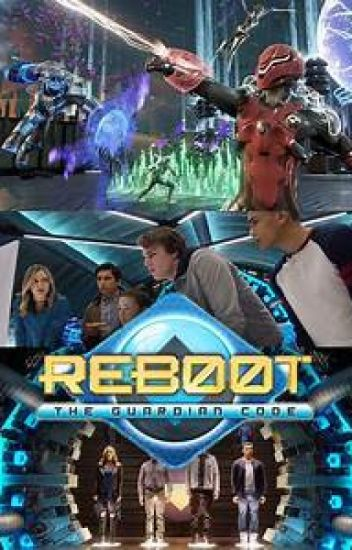 Reboot: The Guardian Code ~ A New Guardian