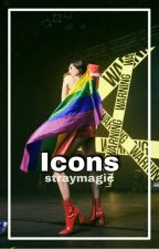 🌟						ICONS by straymagic