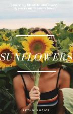 sunflowers ❁ by lethollogica