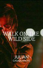 Walk on the wild side (Julian Casablancas) by shojo_