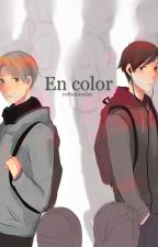 En color | ArgChi | Latin Hetalia by rottenhealer