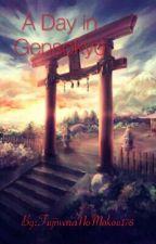 A Day In Gensokyo by FujiwaraNoMokou178