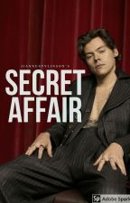 Secret Affair (Hariana Series) by jiannestylinson
