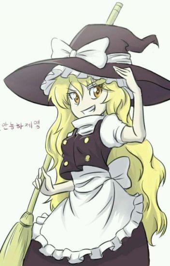 Marisa Kirisame x Male Reader Lemon
