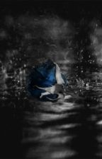 A Sapphire Rose for a Rainy Day by SirLoveless