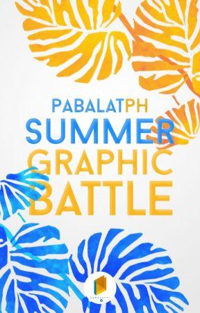 PabalatPH: Summer Graphic Battle by PabalatPH