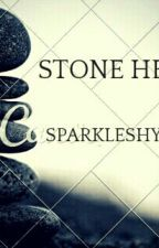 Stone Heart by sparkleshys