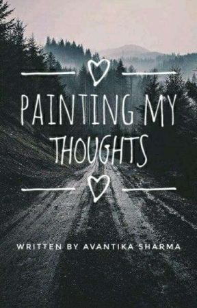 Painting My Thoughts by Avana99