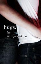 [Trans/Yoonjin/Oneshot] hugs. by hpmh__