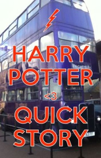 harry potter quick story