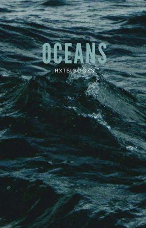 Oceans by hxtelbooks