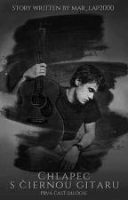 Chlapec s čiernou gitarou by mar_lap2000