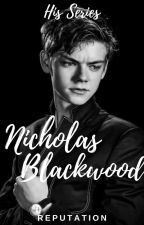 CEO#5: Nicholas Blackwood by QueenPotato25
