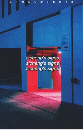 sicheng's signs ↠ taewin au by circustents