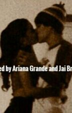 Adopted by Ariana Grande and Jai Brooks by jasmyne-
