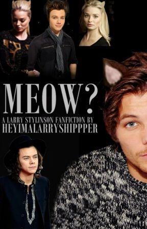 Meow? -Larry Stylinson- (Neko!Louis ~ Mpreg) by ReaperSutcliff
