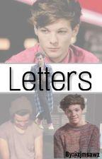 Letters || L.S || by zjmsawz