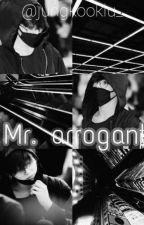 Mr.Arrogant by jungkookiu_