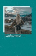 CARICATURE [ Z. HERRON ] by desvelado-