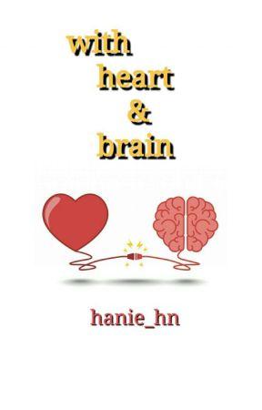 with heart & brain by YellowHani