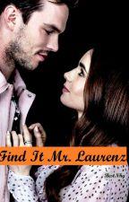 Find It Mr.Laurenz by Y_bobihu
