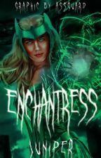 ENCHANTRESS | HELA ODINDOTTIR  by LAURAHARRIERS
