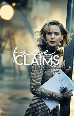FACE CLAIMS. by -aestheticauras