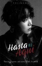 Hasta Aquí 2 - [ Jung Hoseok ] by Talinamx