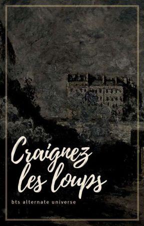 Craignez les Loups-Garous [bts a.u] by bunnyungi