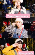 Troublemakers | Vminkook Little Space by jungchefs