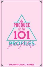 Produce 101 China  by sodiumforsaltytimes