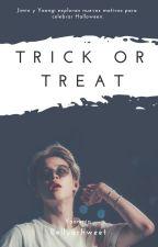 Trick or Treat » у.м by Bellyachweet