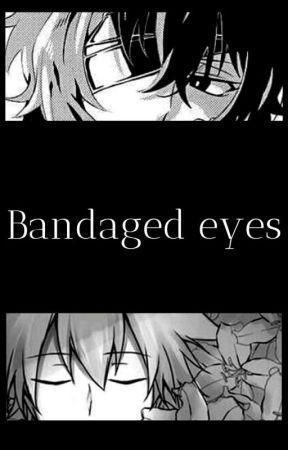 Bandaged eyes.|| Khr/Bsd || by Jimily01