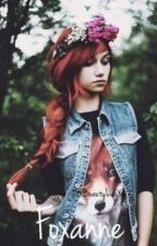 Foxanne (Ariana Comp) by xSilencexx