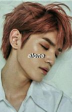 ⇢alone [ lee taeyong ] by wxnwini