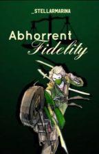 Abhorrent Fidelity |Lloyd x Reader| by _stellarmarina