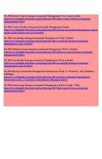 PA 584 Intergovernmental Management Entire Course Keller by HiQualityTutorials